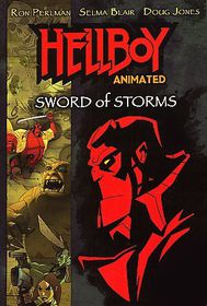 Hellboy Animated:Sword of Storms - (Region 1 Import DVD)