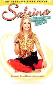 Sabrina Teenage Witch: Complete First Season - (Region 1 Import DVD)