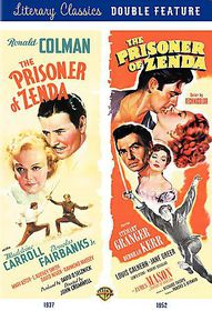 Prisoner of Zenda - (Region 1 Import DVD)