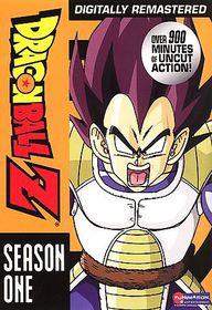 Dragon Ball Z:Season 1 Vegeta Saga - (Region 1 Import DVD)