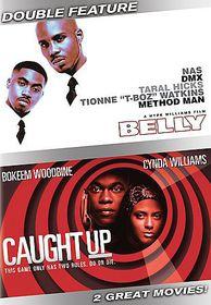 Belly/Caught up - (Region 1 Import DVD)