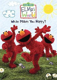 Elmo's World:What Makes You Happy - (Region 1 Import DVD)