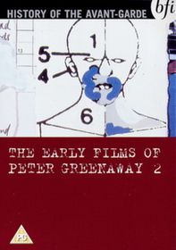 Early Films/Peter Greenaway V2 - (Import DVD)