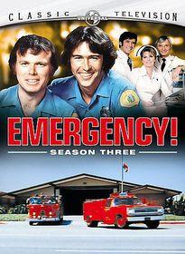 Energency Season Three - (Region 1 Import DVD)