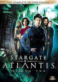 Stargate Atlantis Season 2 - (Region 1 Import DVD)