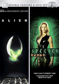 Alien/Species - (Region 1 Import DVD)