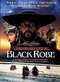 Black Robe - (Region 1 Import DVD)