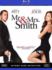 Mr. & Mrs. Smith - (Region A Import Blu-ray Disc)