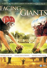 Facing the Giants - (Region 1 Import DVD)