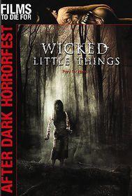 Wicked Little Things - (Region 1 Import DVD)