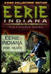 Eerie Indiana-Series 1 (3 Discs) - (Import DVD)