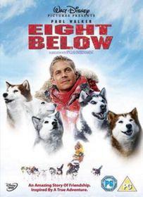 Eight Below - (Import DVD)
