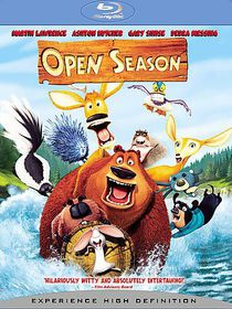 Open Season - (Region A Import Blu-ray Disc)