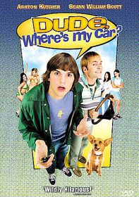 Dude Where's My Car - (Region A Import Blu-ray Disc)
