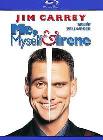 Me Myself and Irene - (Region A Import Blu-ray Disc)