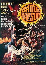 Battle Beyond the Sun - (Region 1 Import DVD)