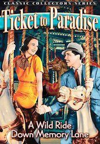 Ticket to Paradise - (Region 1 Import DVD)