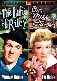 50s TV Comedy Double Feature:Life of - (Region 1 Import DVD)