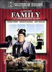 Masters of Horror:Family - (Region 1 Import DVD)