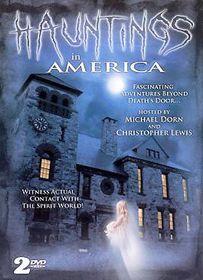Hauntings in America - (Region 1 Import DVD)