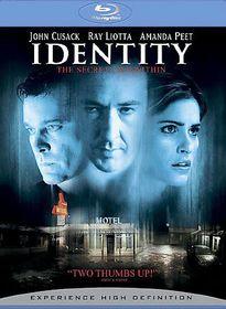 Identity - (Region A Import Blu-ray Disc)