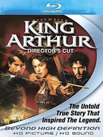 King Arthur:Extended Unrated Director - (Region A Import Blu-ray Disc)