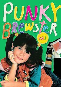Punky Brewster Vol 1 - (Region 1 Import DVD)