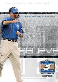 University of Kentucky 2006 Football - (Region 1 Import DVD)