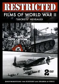 Restricted Films of Wwii - (Region 1 Import DVD)