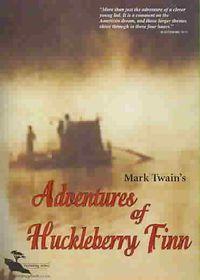 Adventures of Huckleberry Finn - (Region 1 Import DVD)