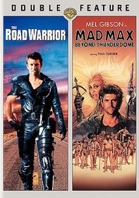 Road Warrior/Mad Max: Beyond Thunderdome - (Region 1 Import DVD)