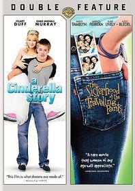 Cinderella Story/Sisterhood of the Traveling Pants - (Region 1 Import DVD)