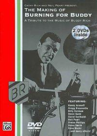 Burning for Buddy - (Region 1 Import DVD)