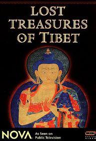 Lost Treasures of Tibet - (Region 1 Import DVD)
