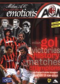 Emotions-Ac Milan A History of - (Import DVD)