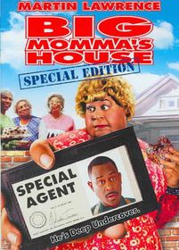 Big Momma's House Special Edition - (Region 1 Import DVD)