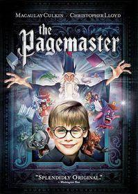 Pagemaster - (Region 1 Import DVD)