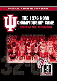 1976 Ncaa National Championship Game - (Region 1 Import DVD)