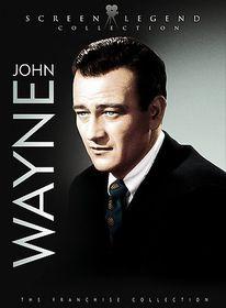 John Wayne:Screen Legend Collection - (Region 1 Import DVD)