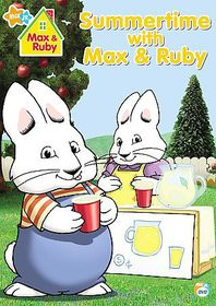 Max & Ruby - Summertime with Max & Ruby - (Region 1 Import DVD)