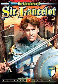 Adventures of Sir Lancelot - (Region 1 Import DVD)