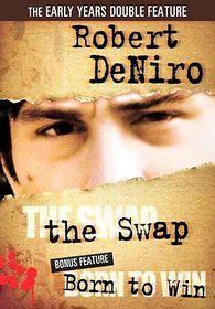 Robert De Niro:Swap/Born to Win - (Region 1 Import DVD)