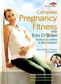 Complete Pregnancy Fitness - (Region 1 Import DVD)