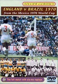 England V Brazil 1970 - (Import DVD)