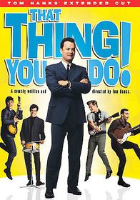 That Thing You Do Extended Cut - (Region 1 Import DVD)