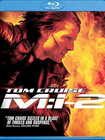 Mission:Impossible 2 - (Region A Import Blu-ray Disc)