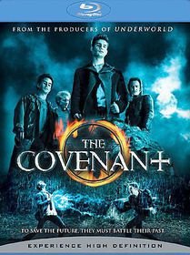 Covenant - (Region A Import Blu-ray Disc)