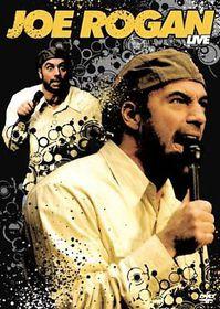 Joe Rogan Live - (Region 1 Import DVD)