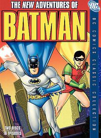 New Adventures of Batman: The Complete Series - (Region 1 Import DVD)