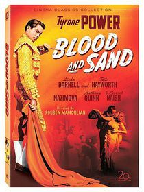Blood and Sand - (Region 1 Import DVD)